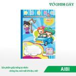 Vở ô ly AiBi 001