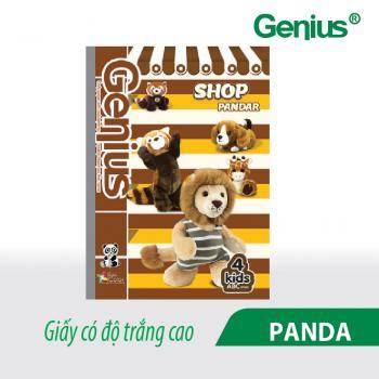 vở kẻ ngang panda 002