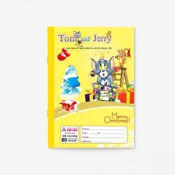Vở TOM -JERRY 002